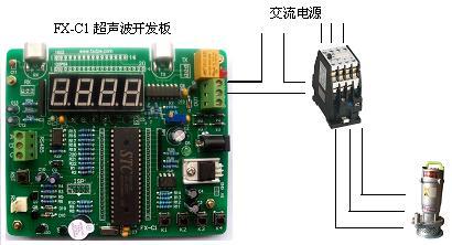 我们可以用继电器控制接触器