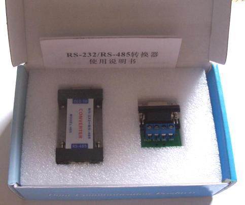 rs-232/rs-485转换器