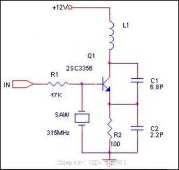 电路 电路图 电子 原理图 370_352