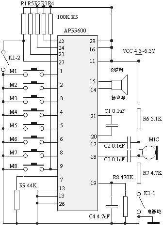 apr 3保护器接线图